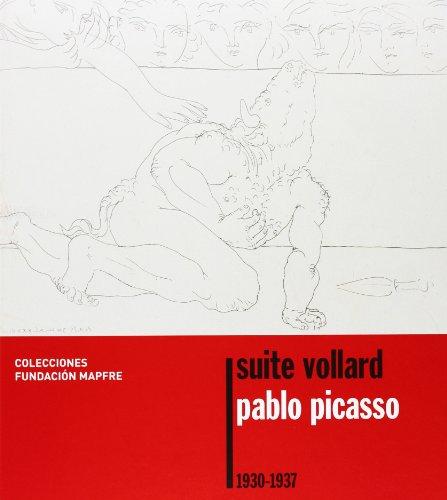 Descargar Libro Suite Vollard Pablo Picasso 1930-1937: Colecciones Fundación Mapfre Pablo A. Jiménez Burillo