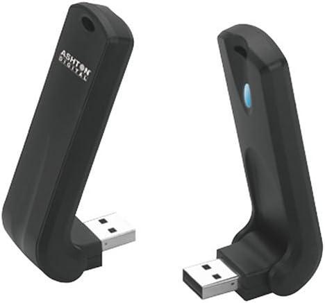 Ashton Digital WRUB-2011 AirDash Wireless USB Stick Twin Pack