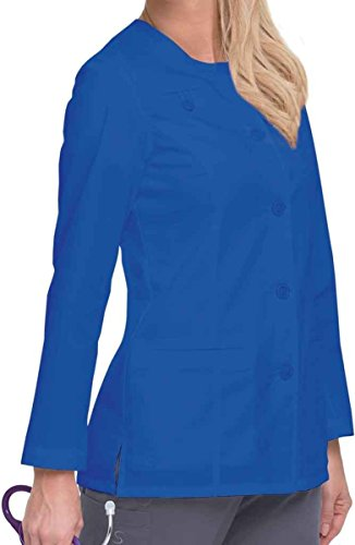 Landau 3027 Women's Smart Stretch Jacket Royal Small by Landau