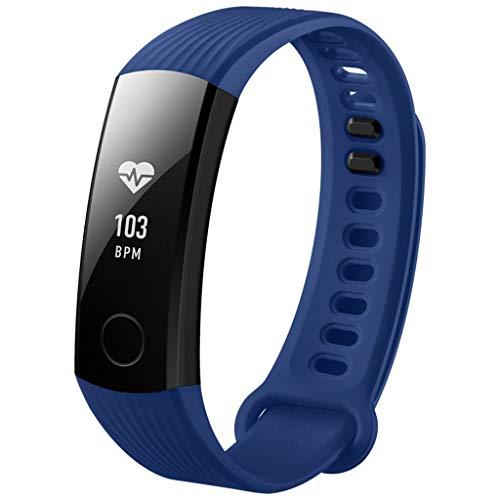Huawei Honor Band 3 Smart Watch,TPU Wristband Bracelet Cimaybeauty,Waterproof,Touchpad Heart Rate Monitoring,Sleep Tracking,Daily Fitness Tracking