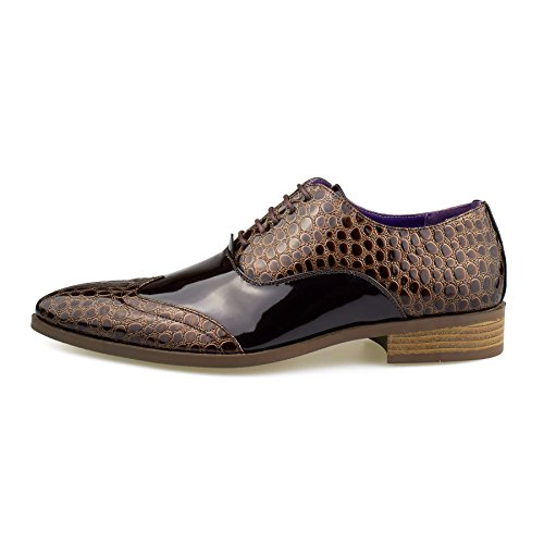 London SchnürHalbschuhe Herren Footwear London Braun Footwear BwPPp