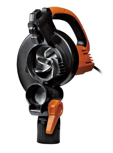 "Worx WG505 Blower, 9"" x 15"" x 20"" Orange and Black"