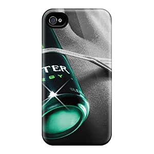 Iphone 4/4s Case, Premium Protective Case With Awesome Look - Hot