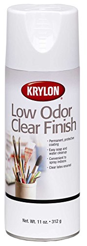 krylon-k07120-11-ounce-low-odor-clear-matte-finish-aerosol-spray