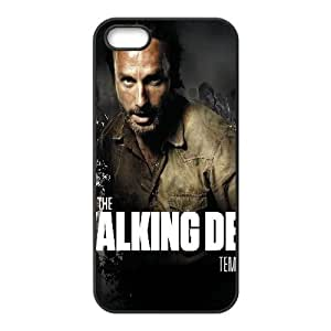 The Walking Dead Rick Grimes iPhone 4 4s Cell Phone Case Black DIY present pjz003_6347036