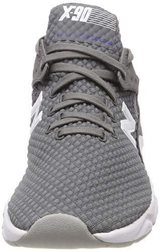 Sneaker X Gr Tile moroccan Uomo Balance New castlerock 90 Grigio t5wSwPqz