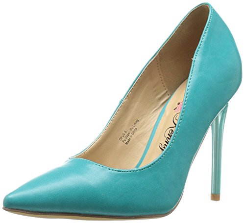 Penny Loves Kenny Women's Opus-Glass Dress Pump, Turquoise, 9.5 W US Opus-43