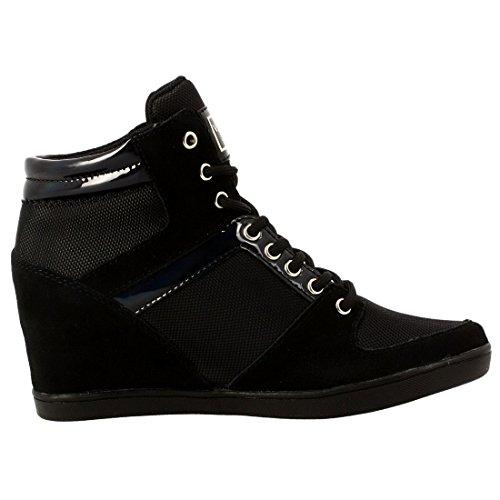 Versace Jeans Linea Sneaker Nylon Suede E0VOBSA1, Bottines