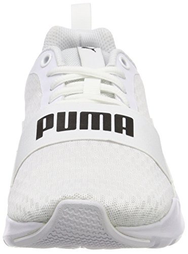 Wired White Puma 02 Bianco Ginnastica Basse Scarpe SvqxgI