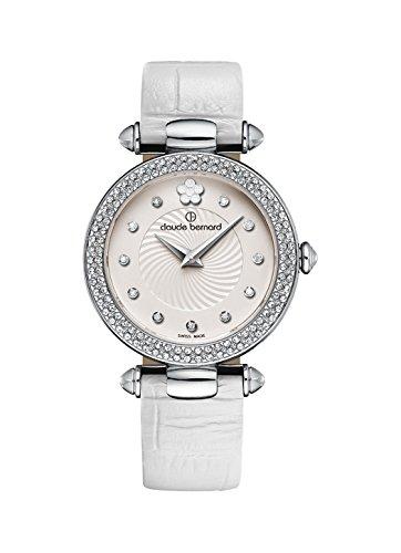 Claude Bernard Ladies-Wristwatch Dress Code Quartz Analog 20504 3P APN2