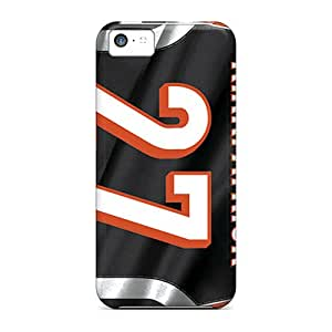 Iphone 5c YMw13295omKY Customized Vivid Cleveland Browns Pattern Scratch Protection Hard Phone Covers -NataliaKrause