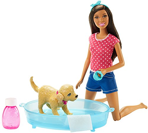 Barbie Splish Splash Playset African American product image