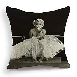 Marilyn Mania retro pillowcase