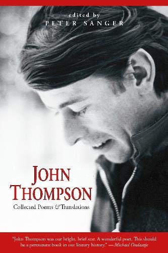 John Thompson  Collected Poems And Translations