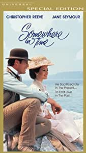 Somewhere in Time - 20th Anniversary Edition [VHS]