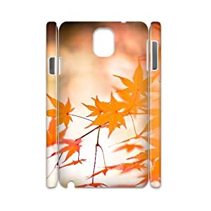 DIYCASETORE Diy Case Maple 3D Bumper Plastic customized case For samsung galaxy note 3 N9000
