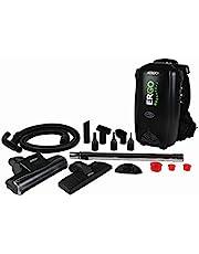 Atrix VACBP1 HEPA Backpack Vacuum Corded 8 Quart HEPA Bag 4 Level Filtration & Attachments
