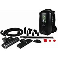 Atrix HEPA Backpack Vacuum, Standard Bundle, Black