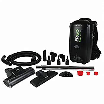 Atrix VACBP1 HEPA Backpack Vacuum
