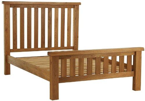 Pembroke Eiche Schlafzimmer Möbel 3Ft Einzelbett
