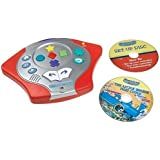 """Fisher Price Learning: Read with Me DVD System with """"The Little Engine That Could"""" DVD Rom"""
