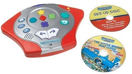 "Fisher Price Learning: Read with Me DVD System with ""The ..."