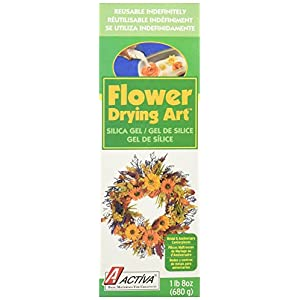 Activa Silica Gel for Flower Drying 1.5 Pound 88
