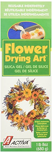 ACTIVA Silica Gel for Flower Drying 1.5 - Arranging Art Flower