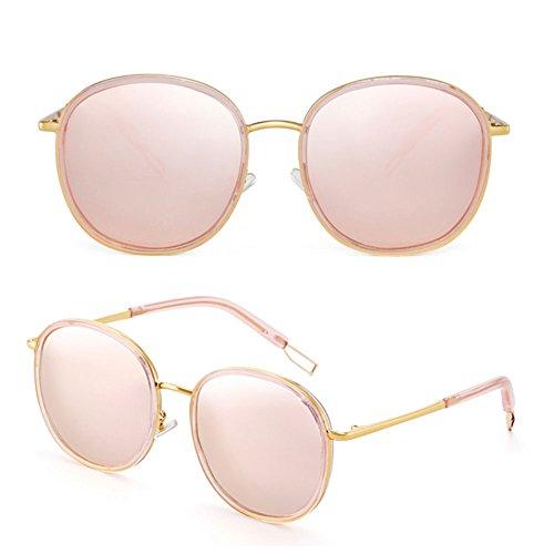 Coreanas polarizadas Sol Color DT Gafas 3 Femeninas 2 de Gafas Gafas Delgadas Sol de x1ABTw