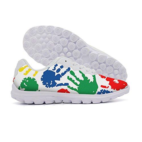 Modello Di Stampa Giraffe Animali Ddkafjfj Womens Sneakers Da Basket Supra Leggere Scarpe Da Basket Traspiranti Color4