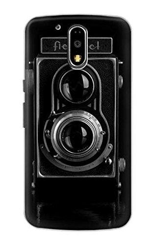 official photos 13efa a6545 Amazon.com: R1979 Vintage Camera Case Cover For Motorola Moto G4, G4 ...
