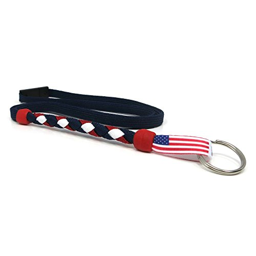 Swannys Sports Nations Lanyards Made