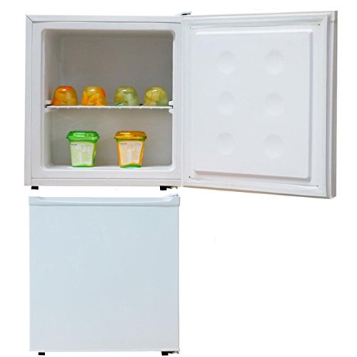 SIA TT02WH 38L Table Top Mini Freezer In White A+ Energy Rating [Energy Class A+]