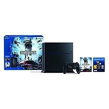 PS4 500GB HW Bundle Star Wars Battlefront - Standard - Bundle Edition