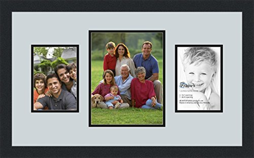ArtToFrames Collage Photo Frame Double Mat with 1 - 8x10 ...
