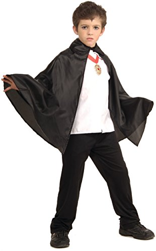 Rubies 30-Inch Black Fabric Cape for $<!--$1.99-->