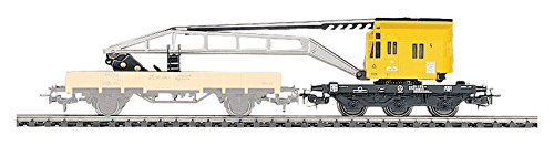 Märklin start up Crane Car ()