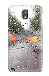 Tpu Protector Snap Water Drop Case Cover For Galaxy Note 3