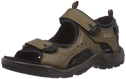 ECCO Men's Offroad 4-Strap Sandal Multisport Outdoor Shoes, various