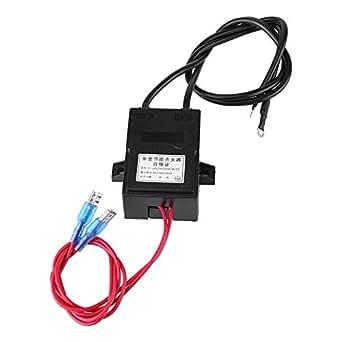 Módulo de Encendido de Alto Voltaje de CA 220V Generador de Encendido Ignitor Continuo 15kV 1A-2A: Amazon.es: Industria, empresas y ciencia
