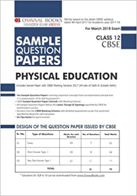 Oswaal cbse sample question papers for class 12 physical edu mar oswaal cbse sample question papers for class 12 physical edu mar2018 exam amazon panel of experts books malvernweather Image collections