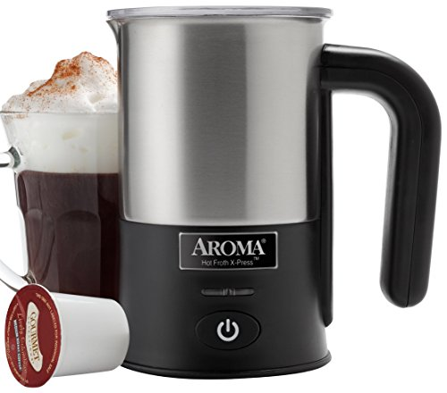 Aroma Housewares AFR 180 X Press Stainless product image