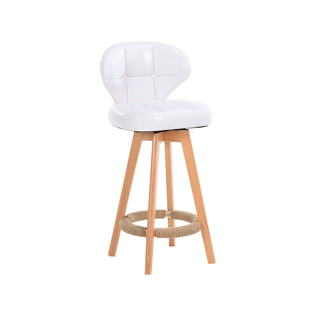 Strange Amazon Com Barstool Solid Wood Bar Chair Wooden Bar Stool Dailytribune Chair Design For Home Dailytribuneorg
