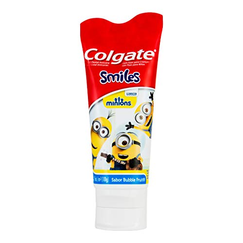 Creme Dental Colgate Smiles Minions 100g