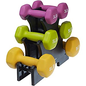AmazonBasics Neoprene Dumbbells