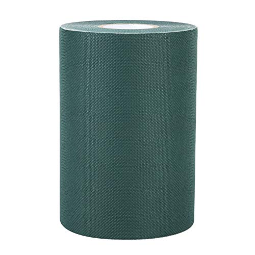 MAGT Artificial Grass 2 Colors 150mm10m Artificial Turf Seam Tape Lawn Tape Grass Carpet Grass Adhesive Tape (Color : Green)