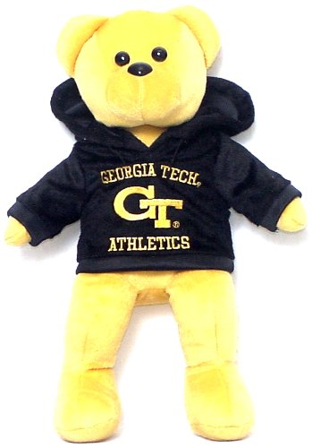 Amazon.com: NCAA Georgia Tech amarillo chaquetas sudadera ...