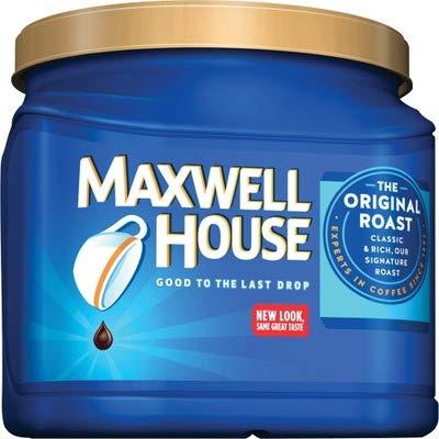 KRF04648 - Maxwell House Maxwell House Original Coffee Ground