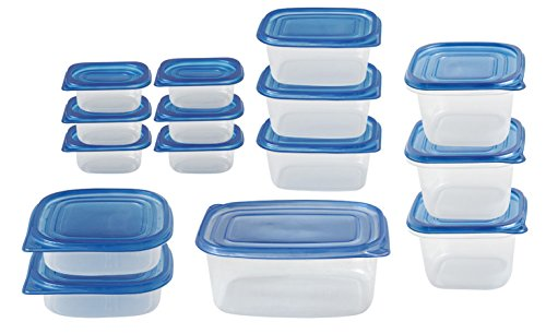 Amazoncom 30 Piece Freshkeeper Set Kitchen Dining