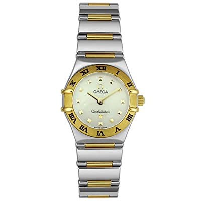 Omega Women's 1361.71.00 Constellation My Choice Quartz Mini Watch
